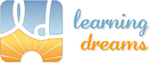 0 logo learning dreams